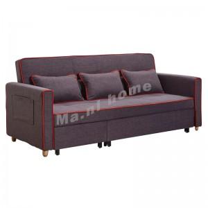 INIZI 2100 三座位布藝梳化床 , 814622
