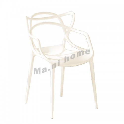 LINEA dining chair, beige, 811265